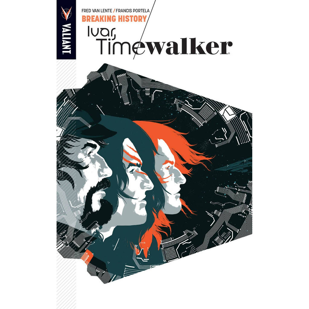 Ivar, Timewalker TP Vol 02 Breaking History
