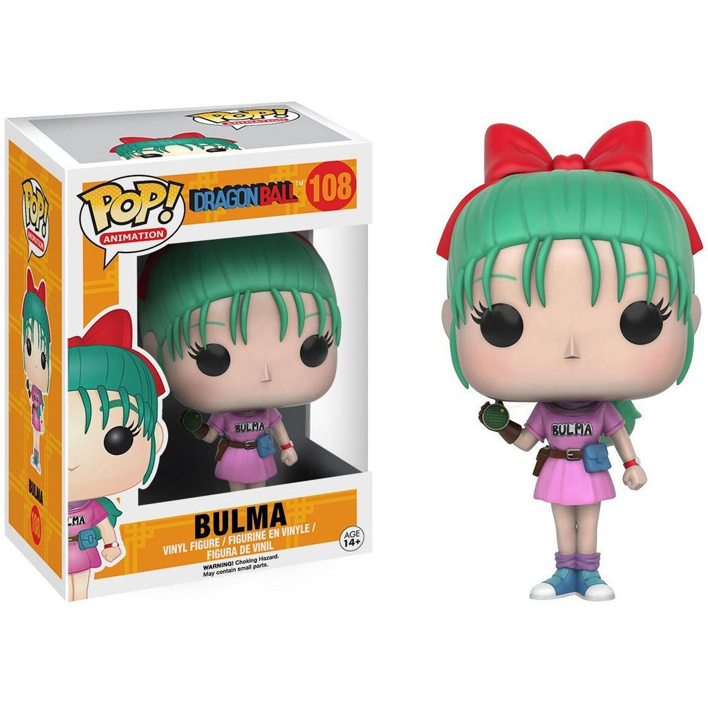 Bulma Pop! Vinyl Figure