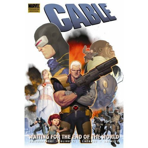 Cable HC Vol 2 Waiting For The End Of The World