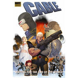 Cable HC Vol 2 Waiting For The End Of The World Uncanny!