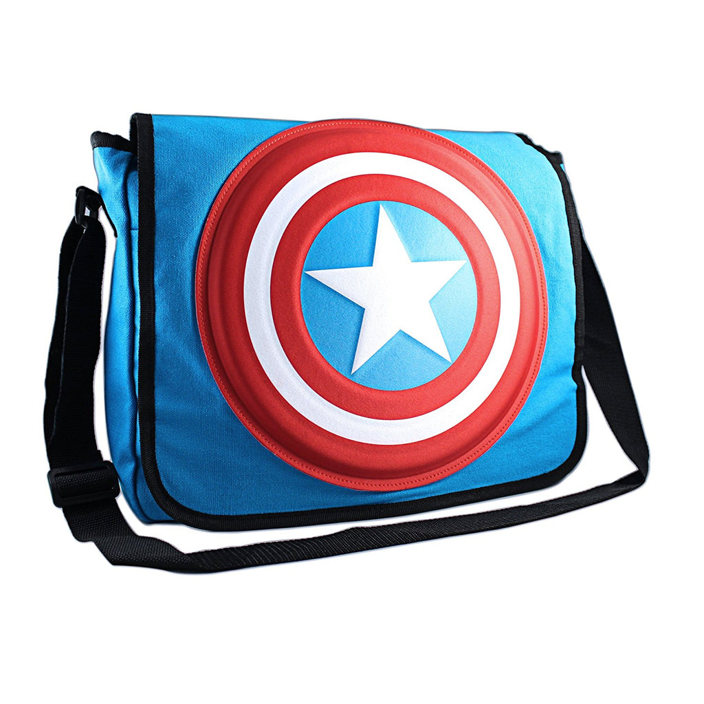 Captain America Shield 3D Backpack