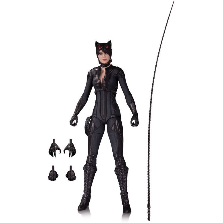 Arkham Knight Catwoman Action Figure