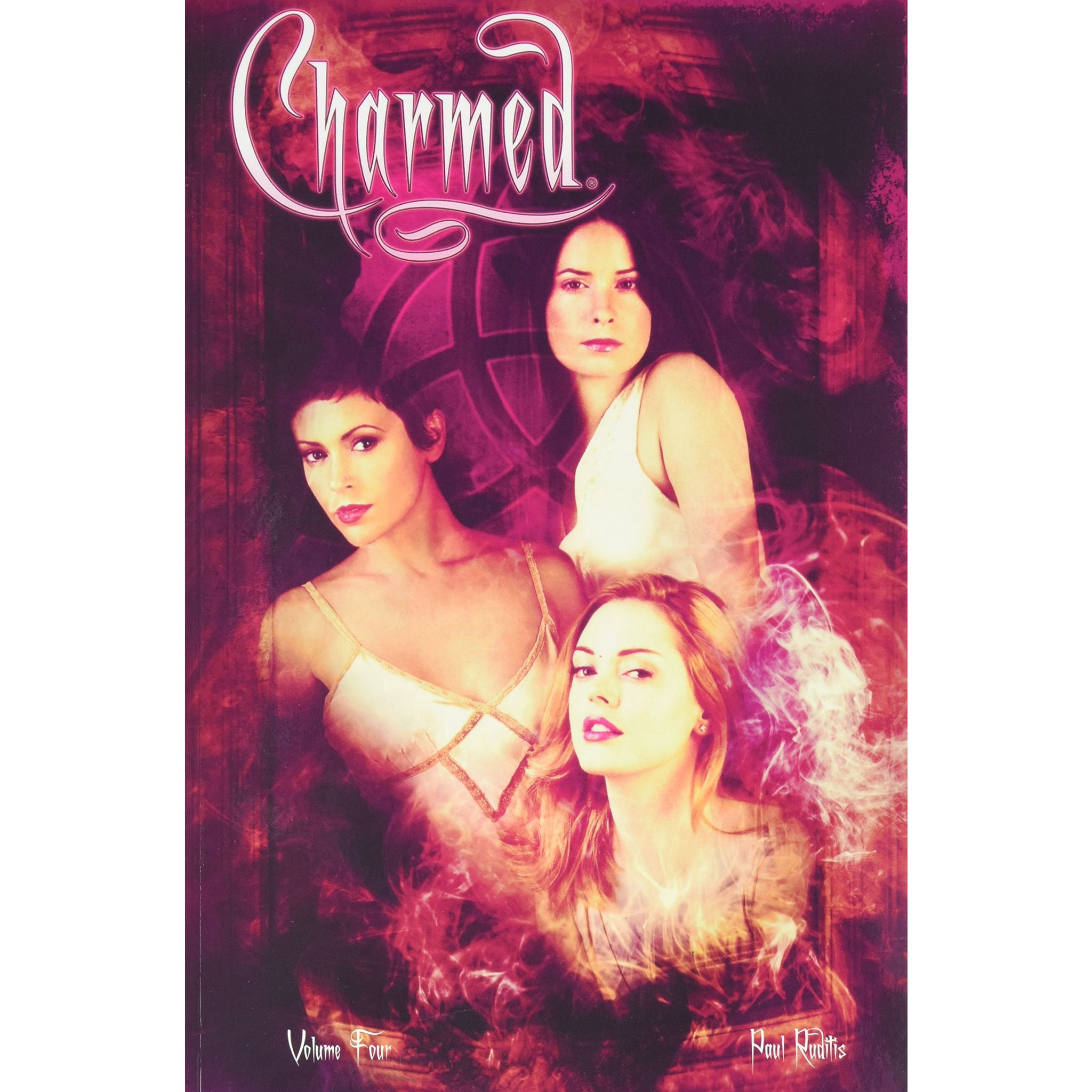 Charmed TP VOL 04 Uncanny!