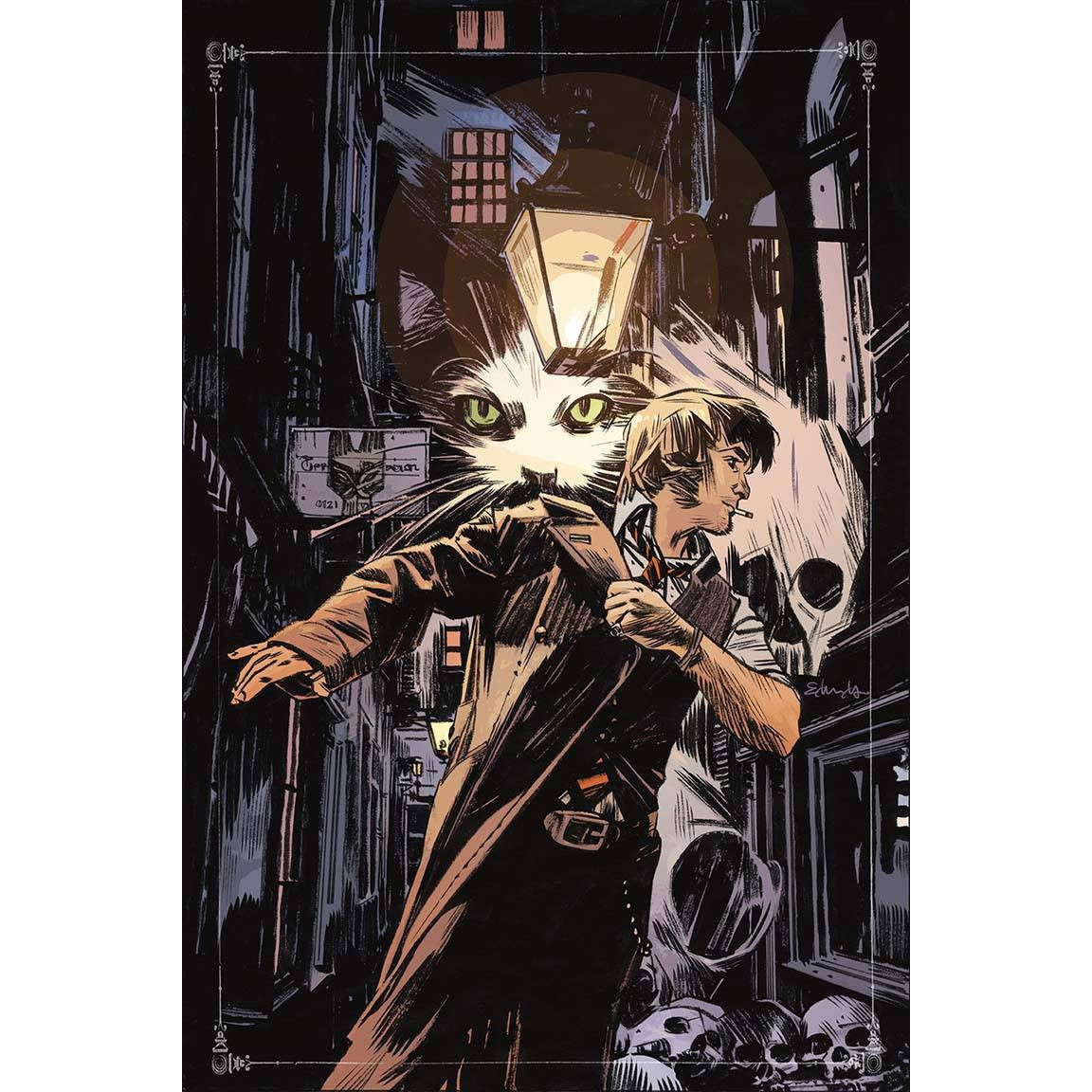 Hellblazer TP Vol 09 Critical Mass Uncanny!