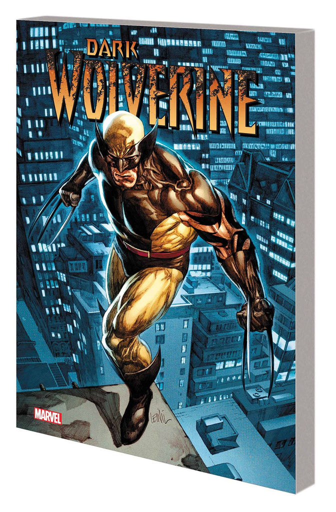 Daken Wolverine TP Punishment