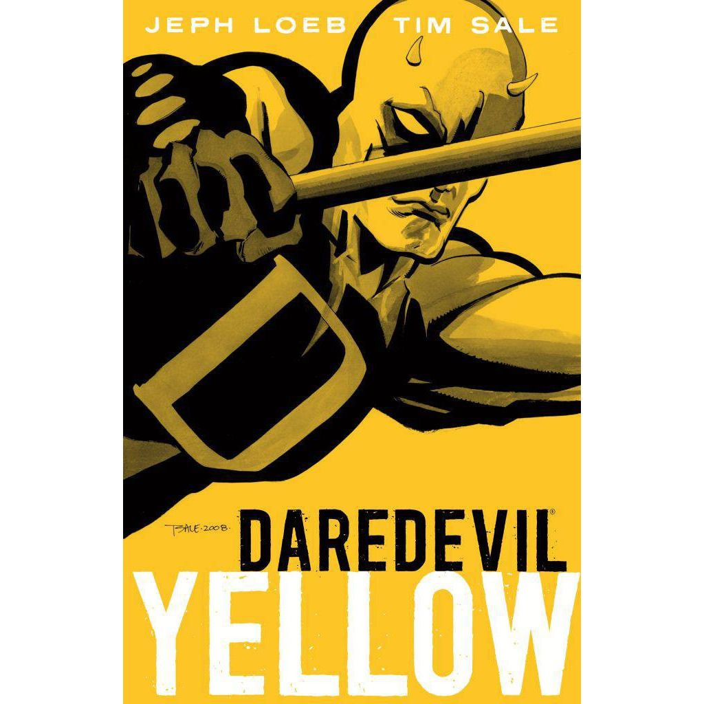 Daredevil Yellow TP Uncanny!