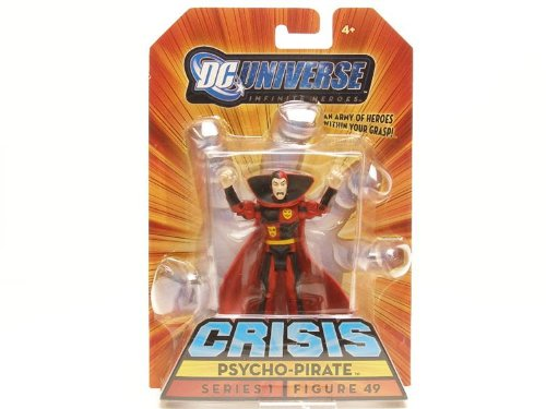 DC Universe Crisis Serious Psycho-Pirate Action Figure