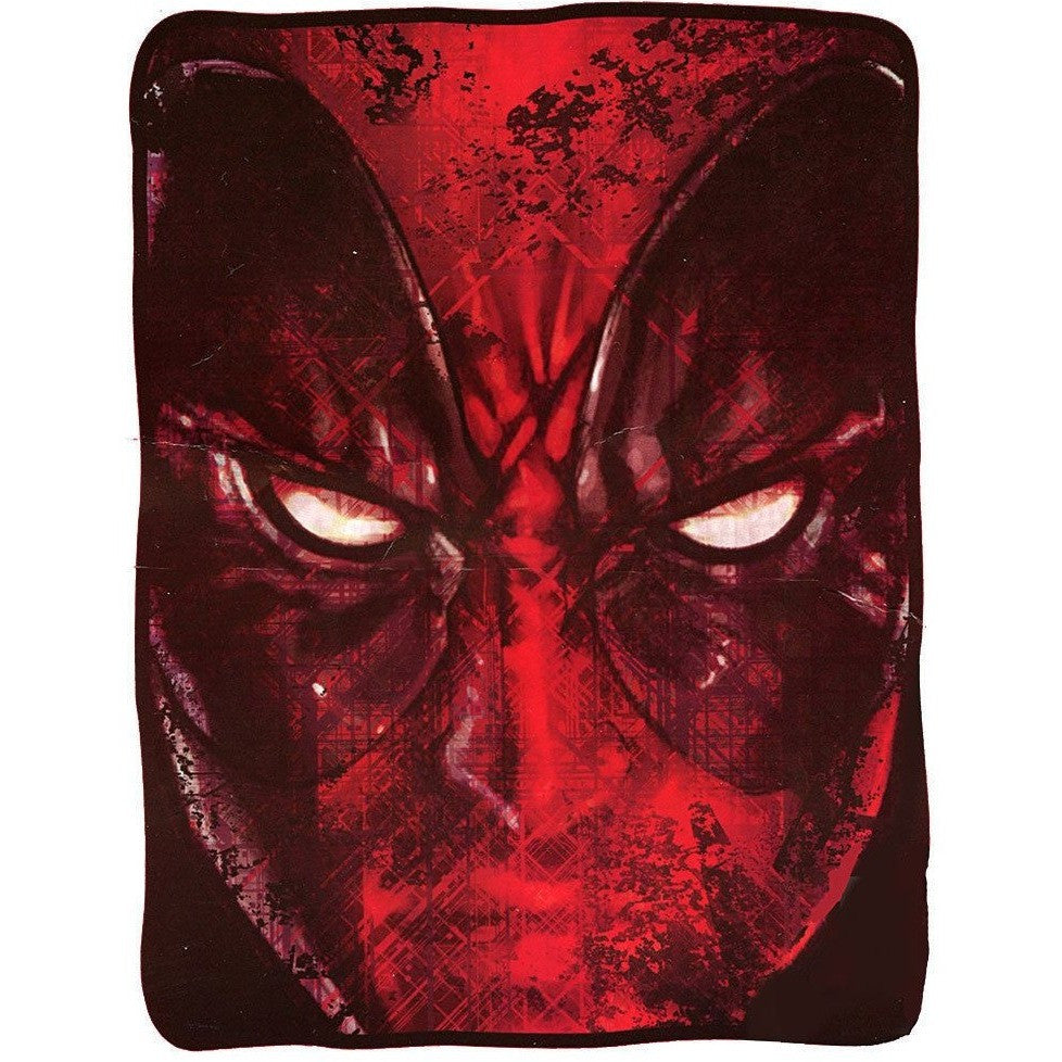 Deadpool Throw Blanket