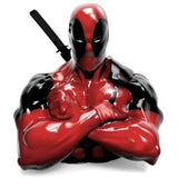 Deadpool Molded Coin Ceramic Bank Uncanny!