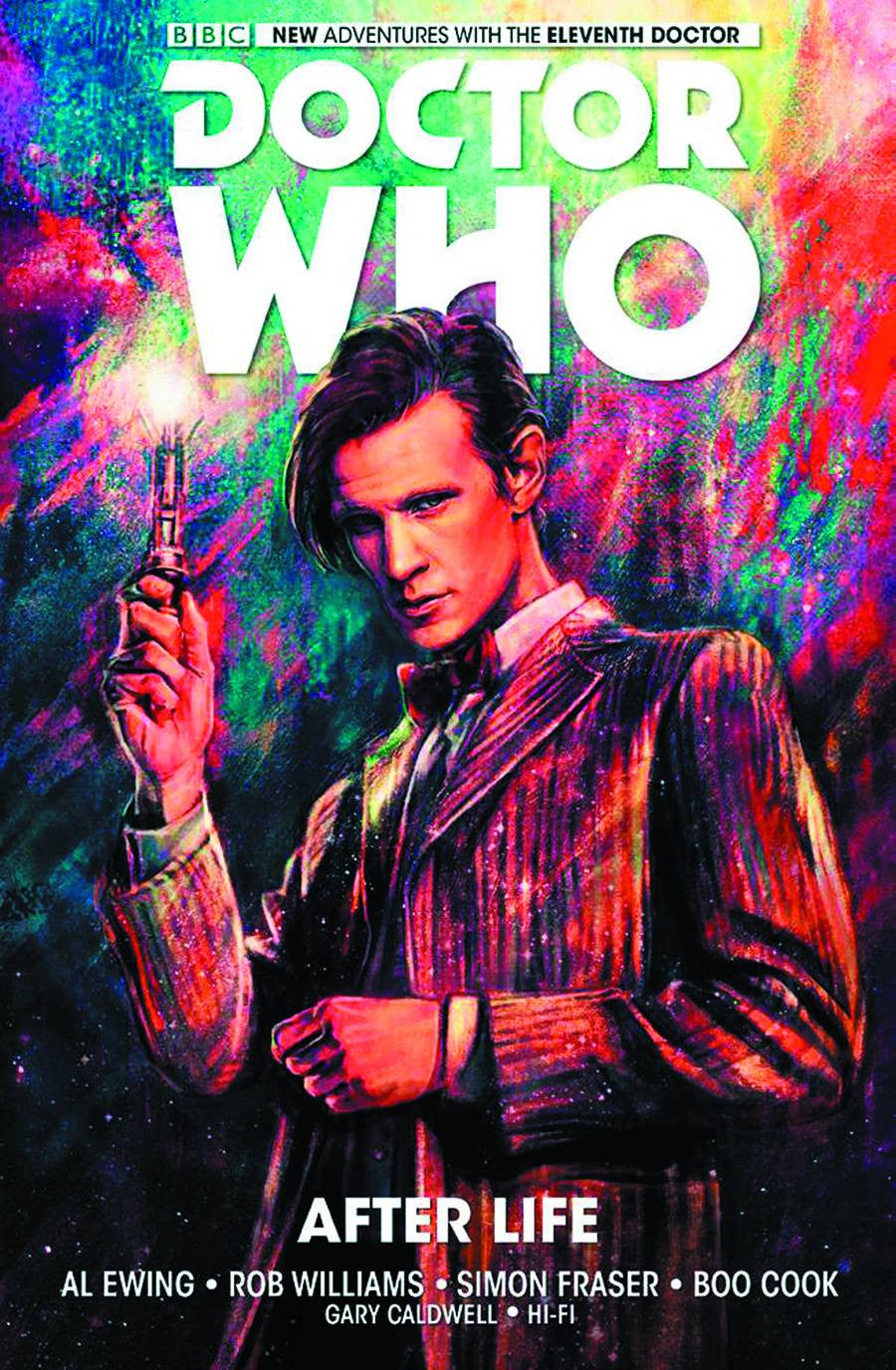 Doctor Who 11th TP Vol 1 After Life