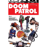 Doom Patrol TP Vol 1 Brick by Brick