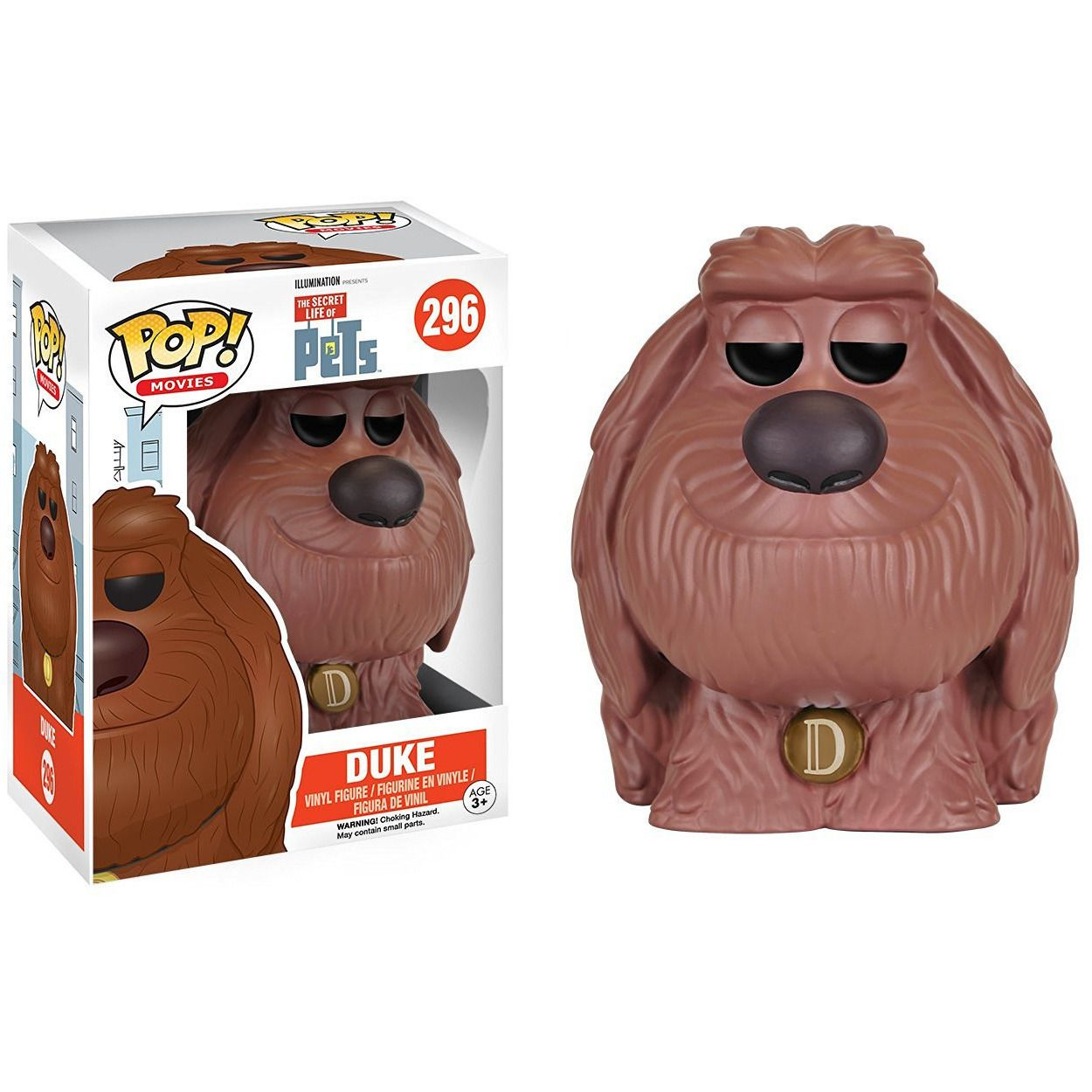 Duke Pop! Vinyl Figure Uncanny!