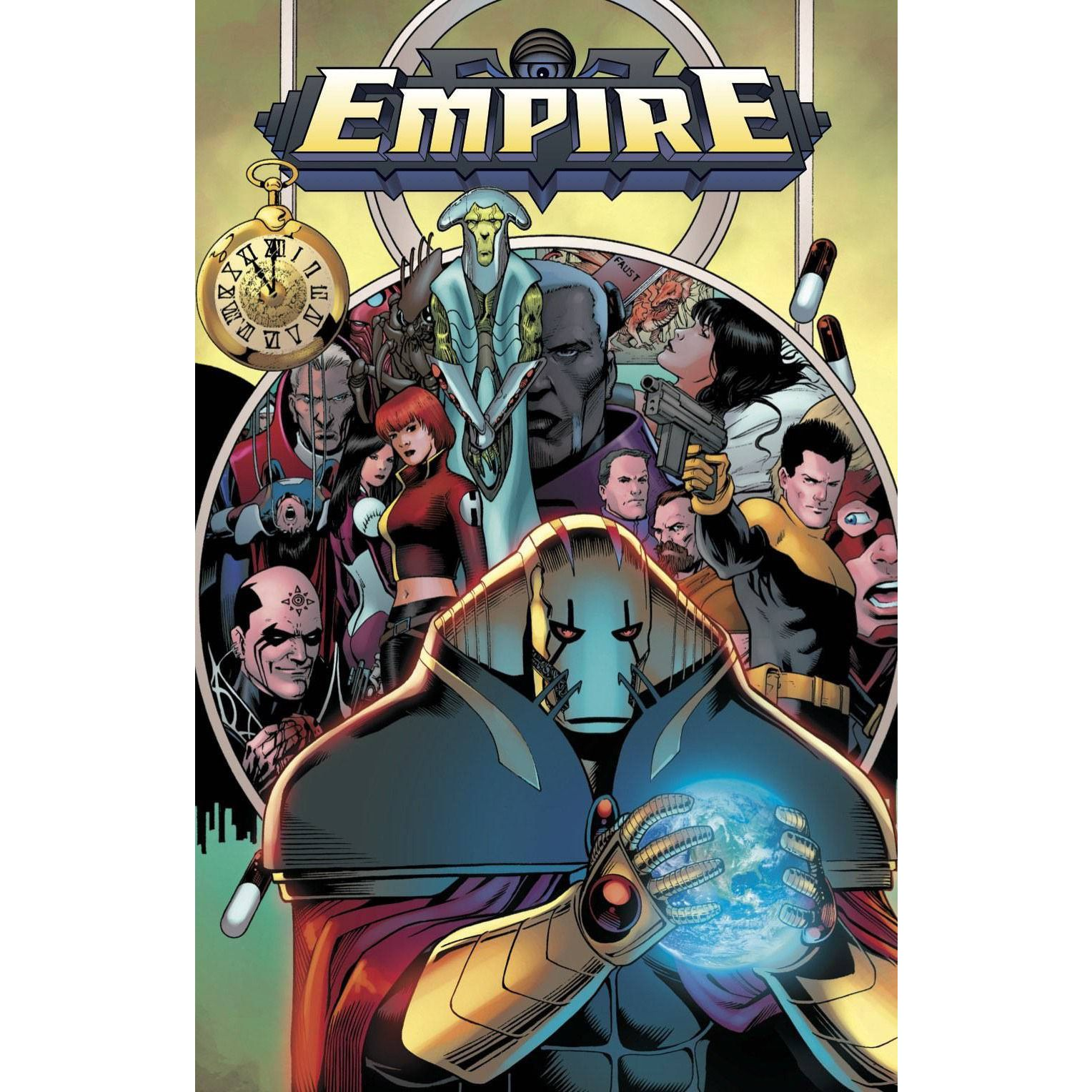Empire TP Uncanny!
