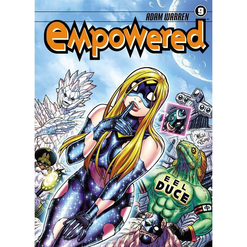 Empowered Vol 9 TP Uncanny!