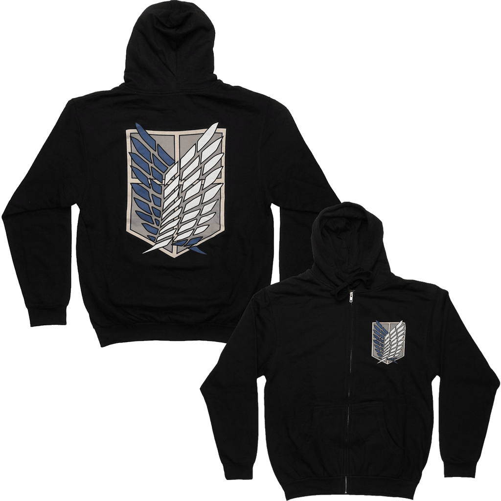 Attack on Titan Scout Regiment Hoodie