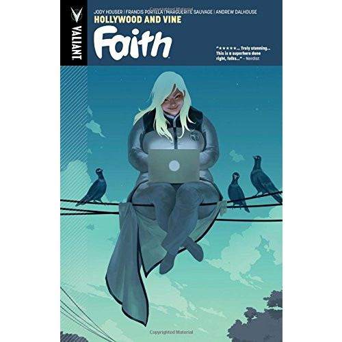 Faith TP Vol 01 Hollywood And Vine