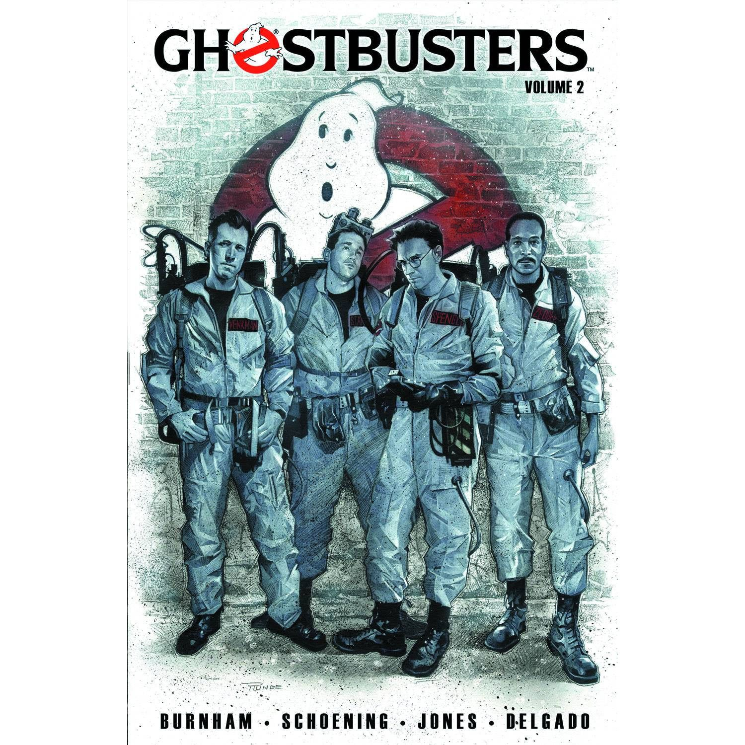 Ghostbusters TP Vol 02 The Most Magical Place On Earth Uncanny!