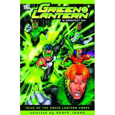 Green Lantern In Brightest Day TP Uncanny!