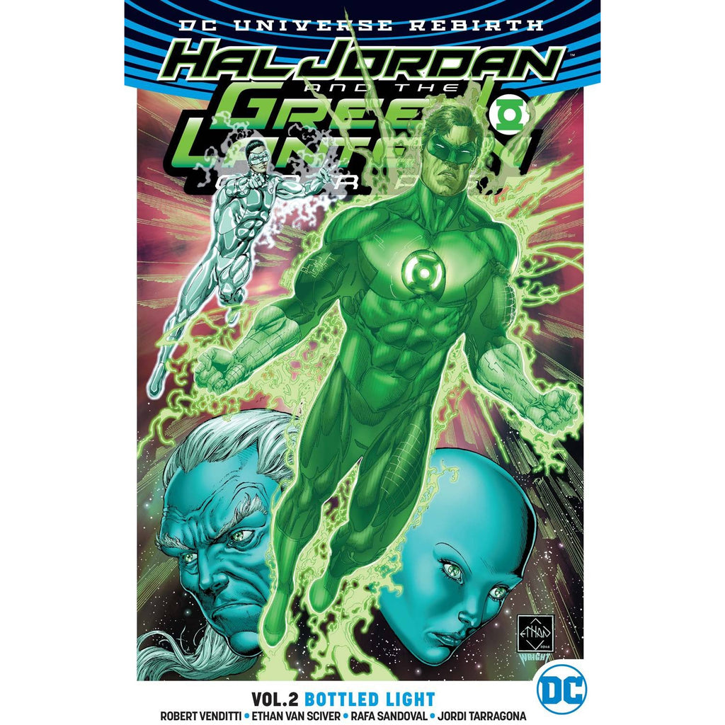 Hal Jordan and the Green Lanterns TP Vol 2 Bottled Light