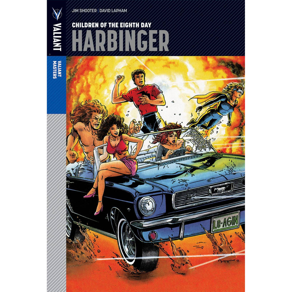 Harbinger Vol. 1 HC
