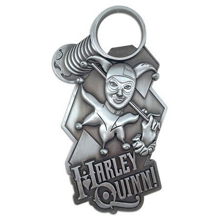Harley Quinn Metal Bottle Opener