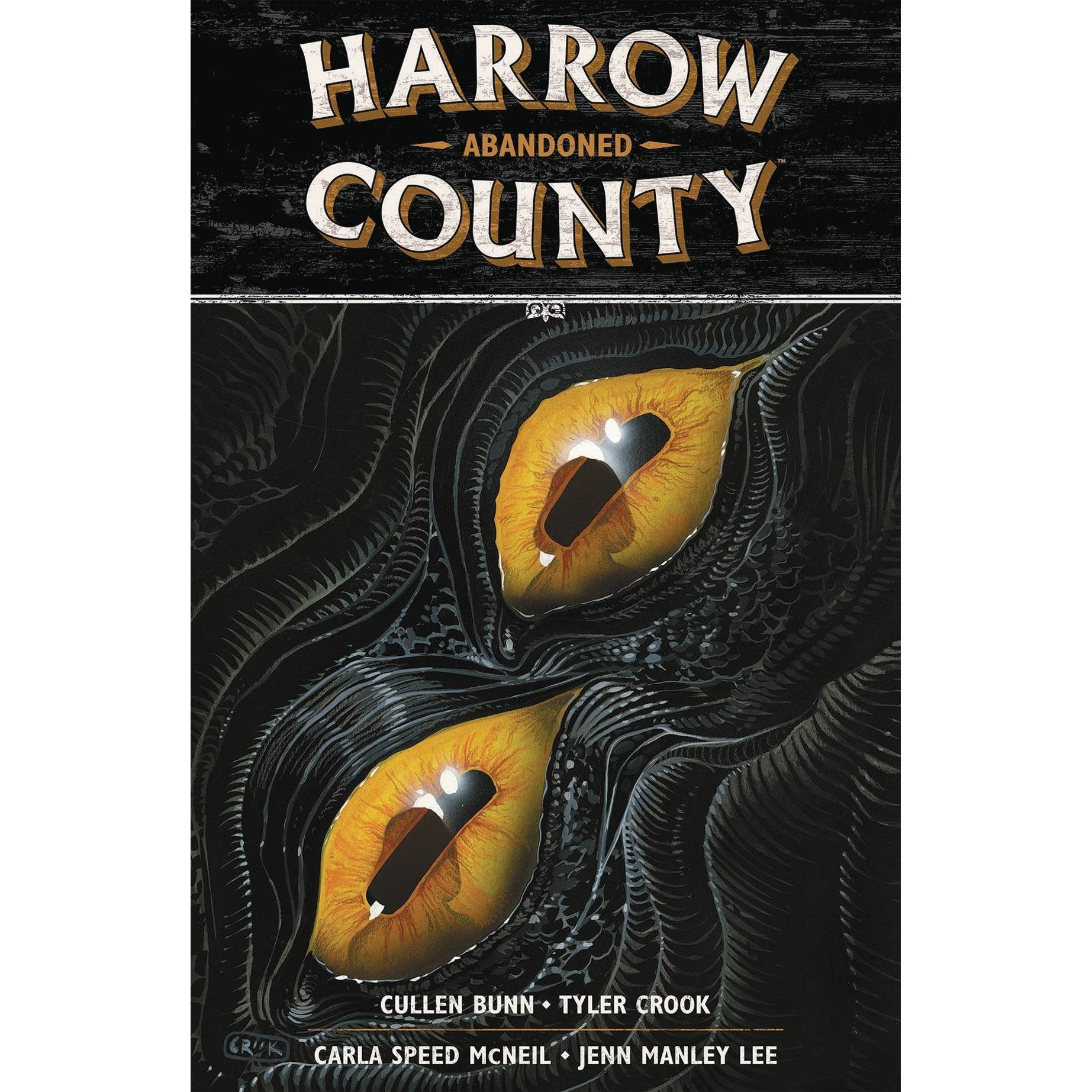 Harrow County TP Vol 5 Abandoned
