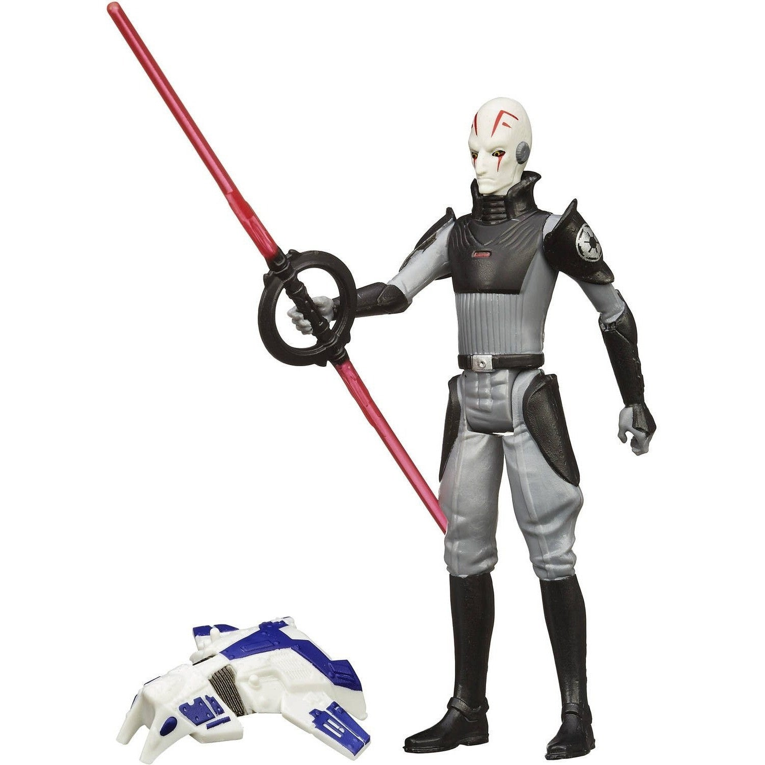 Star Wars Inquisitor Action Figure Uncanny!