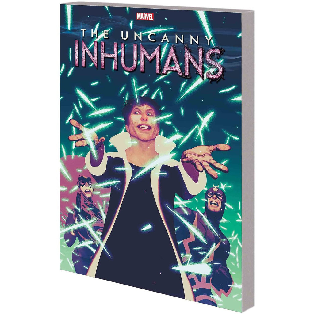 The Uncanny Inhumans TP IVX Vol 4