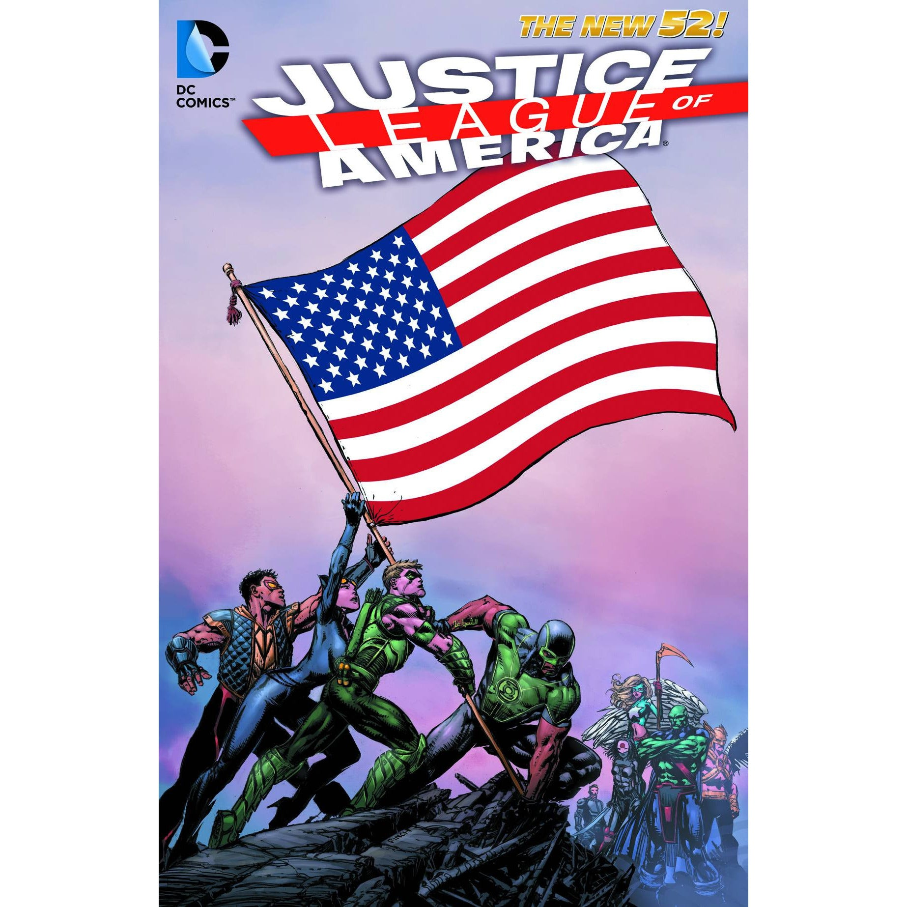 Justice League of America Vol. 1 Uncanny!