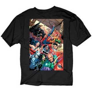 Justice League Group Shirt