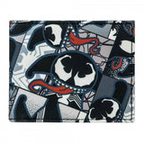 Kawaii Venom Sublimated Bi-Fold Wallet Uncanny!