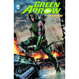 Green Arrow TP Vol 04 The Kill Machine Uncanny!