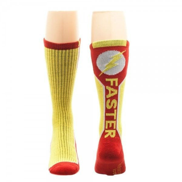 "Flash ""Faster"" Crew Socks"