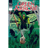 Green Arrow TP Vol 06 Last Action Hero Uncanny!