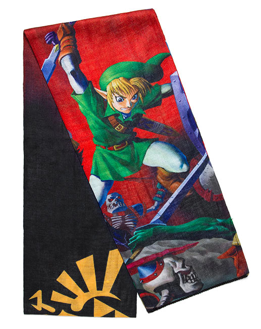 Legend of Zelda Ocarina of Time Scarf
