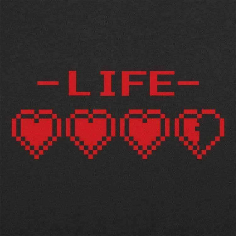 Nintendo Life Pixelated Juniors Shirt Uncanny!