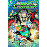 Green Lantern: Lights Out HC Uncanny!