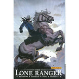 Lone Ranger TP Lines Not Crossed Uncanny!