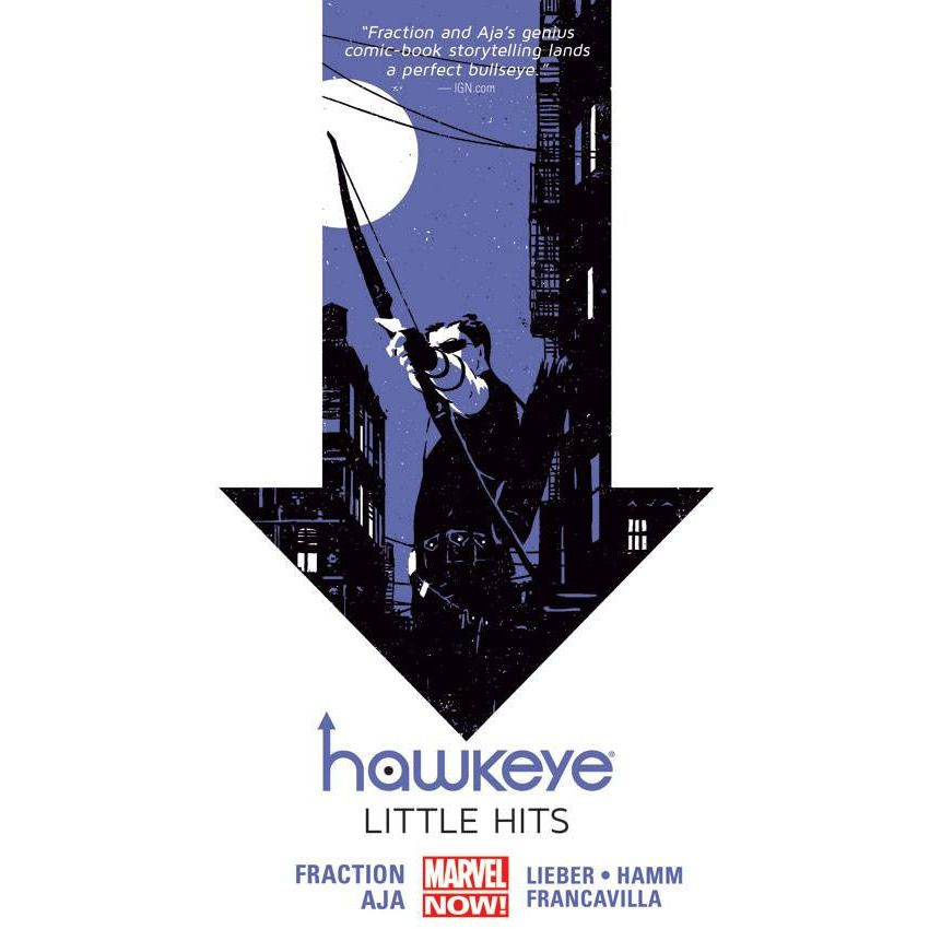 Hawkeye TP Vol 02 Little Hits Uncanny!