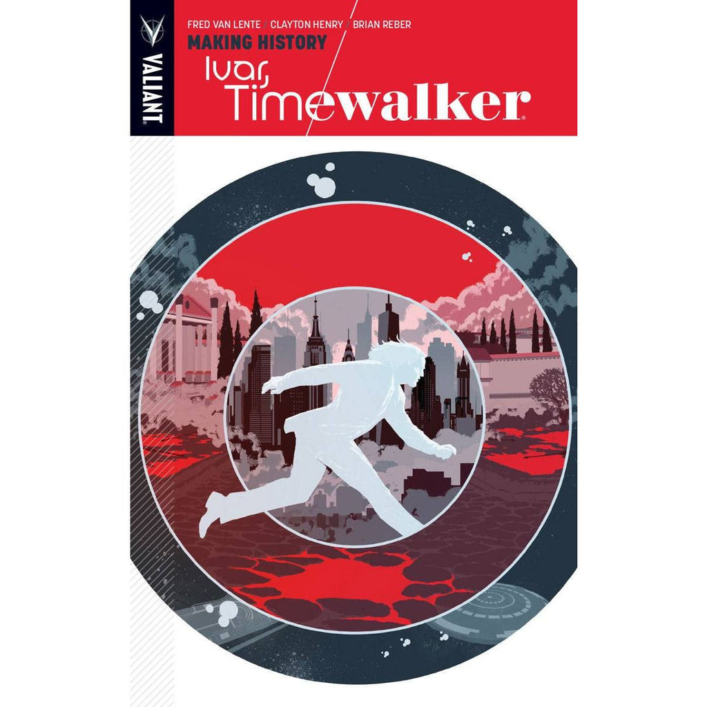 Ivar, Timewalker TP Vol 01 Making History