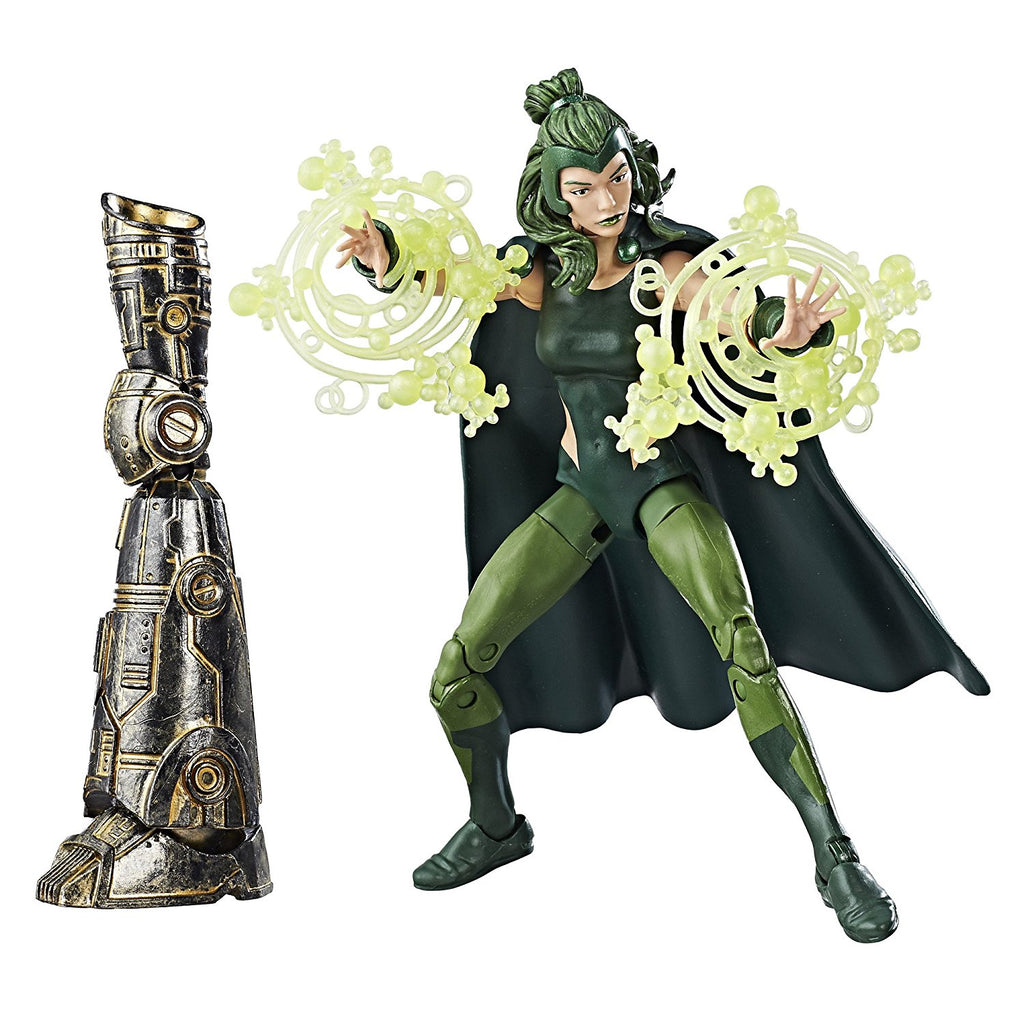 Marvels Legends Polaris Action Figure