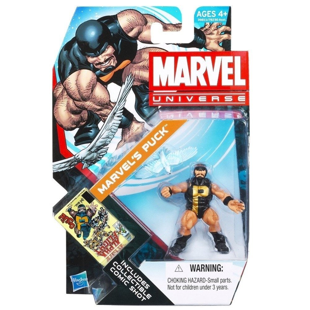 Marvel Universe Marvels Puck Action Figure