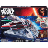 Star Wars Battle Action Millennium Falcon Uncanny!