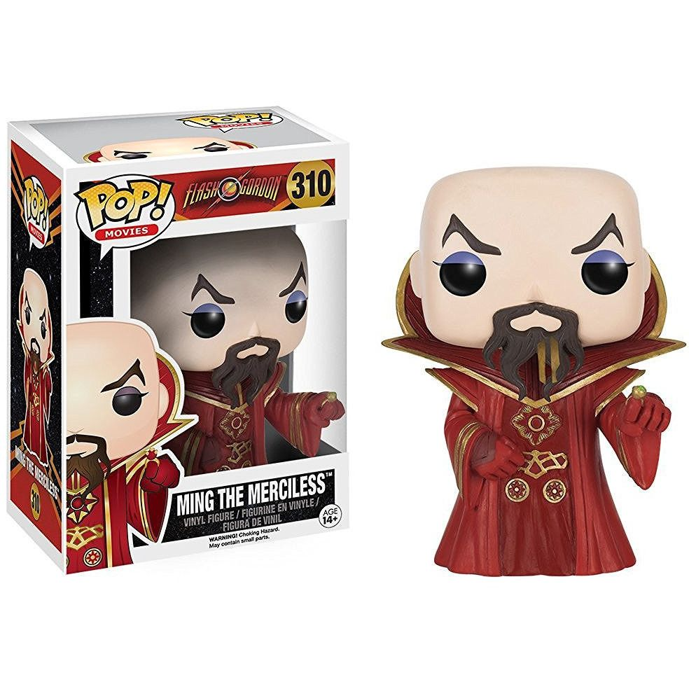 Ming the Merciless Pop! Vinyl Figure Uncanny!