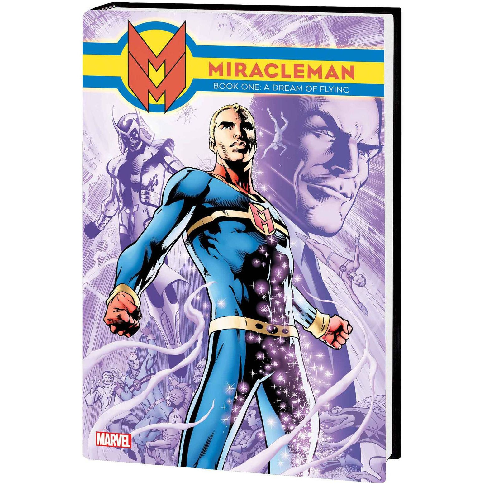Miracleman: Book One A Dream of Flying HC Uncanny!