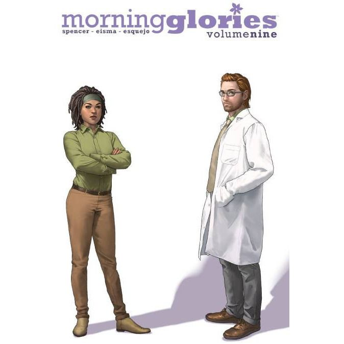 Morning Glories TP Vol 09 Uncanny!