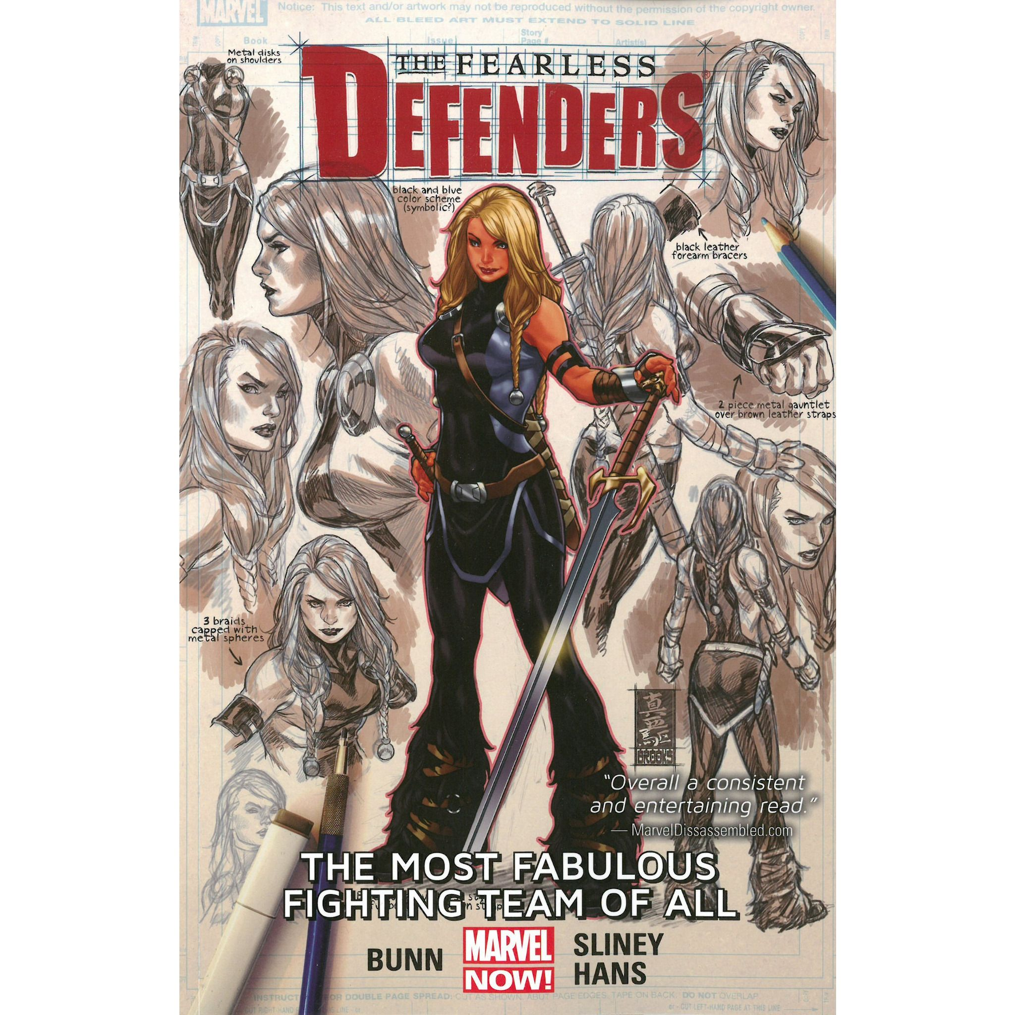 Fearless Defenders TP Vol 02 The Most Fabulous Fighting Team Of All Uncanny!