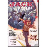 Jack Of Fables TP Vol 01 The (Nearly) Great Escape Uncanny!