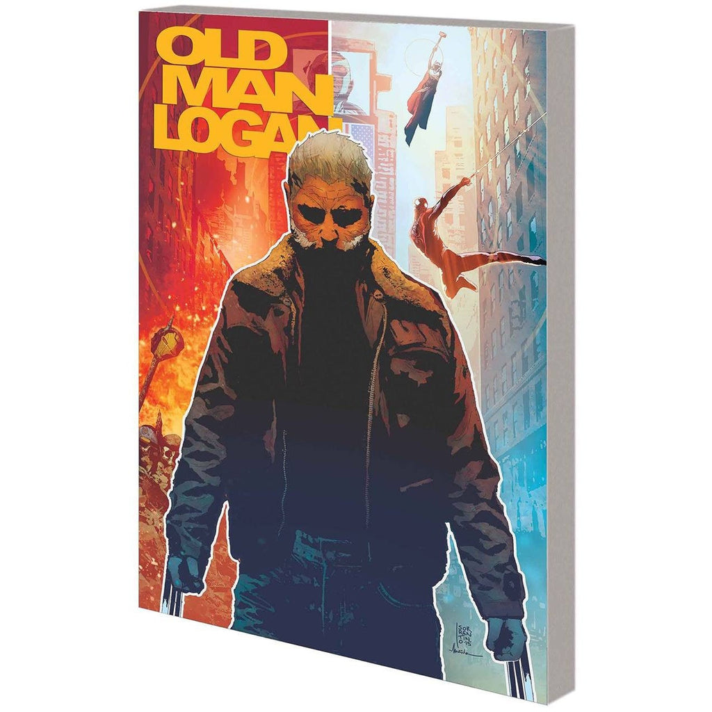 Wolverine Old Man Logan TP Vol 1 Berserker