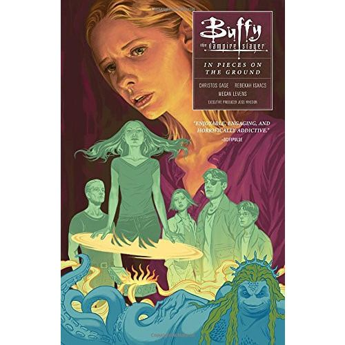 Buffy The Vampire Slayer Season 10 TP Vol 5 In Pieces On The Ground Uncanny!
